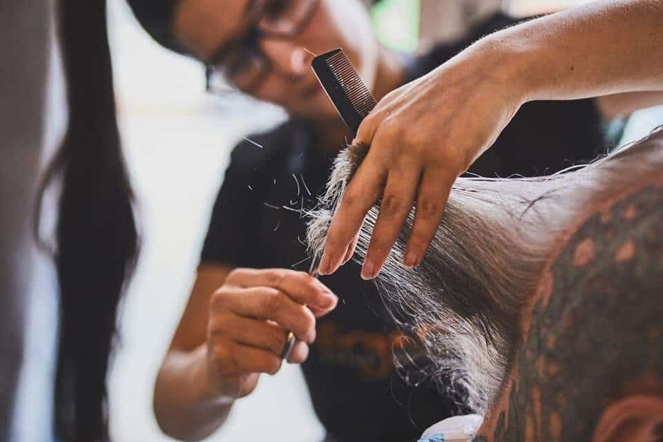 Alltagsheldin Yasemin Schnittstube Verde nachhaltiger Friseur